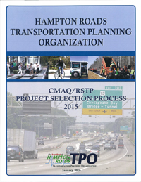 Hampton Roads CMAQ/RSTP Project Selection Process