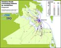 Journey to Work Map Poqu Small