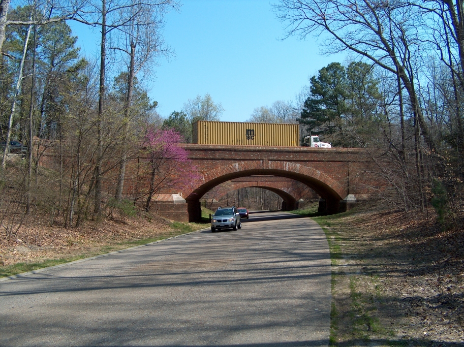 I-64 Bridges over Colonial Parkway
