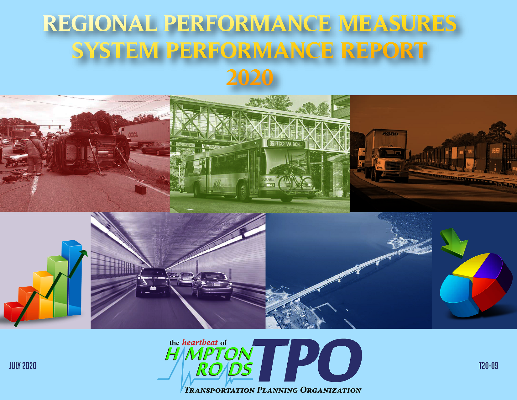 Regional Performance Measures System Performance 2020 Cover
