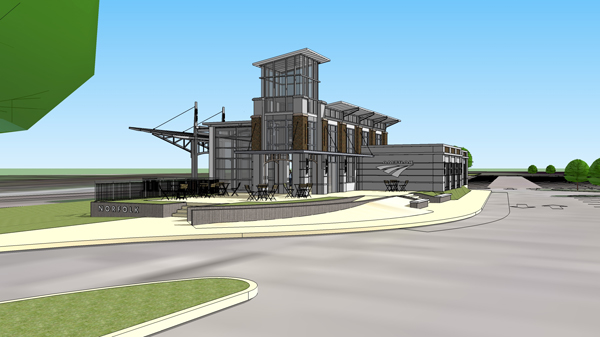Norfolk Multimodal Passenger Rail Station Development