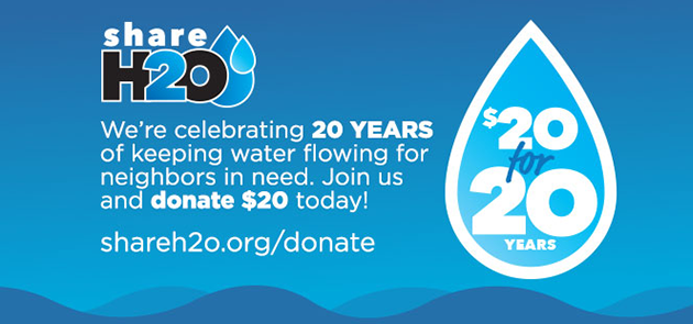 'Tis the Giving Season! Help Keep the Water Flowing for Families in Crisis