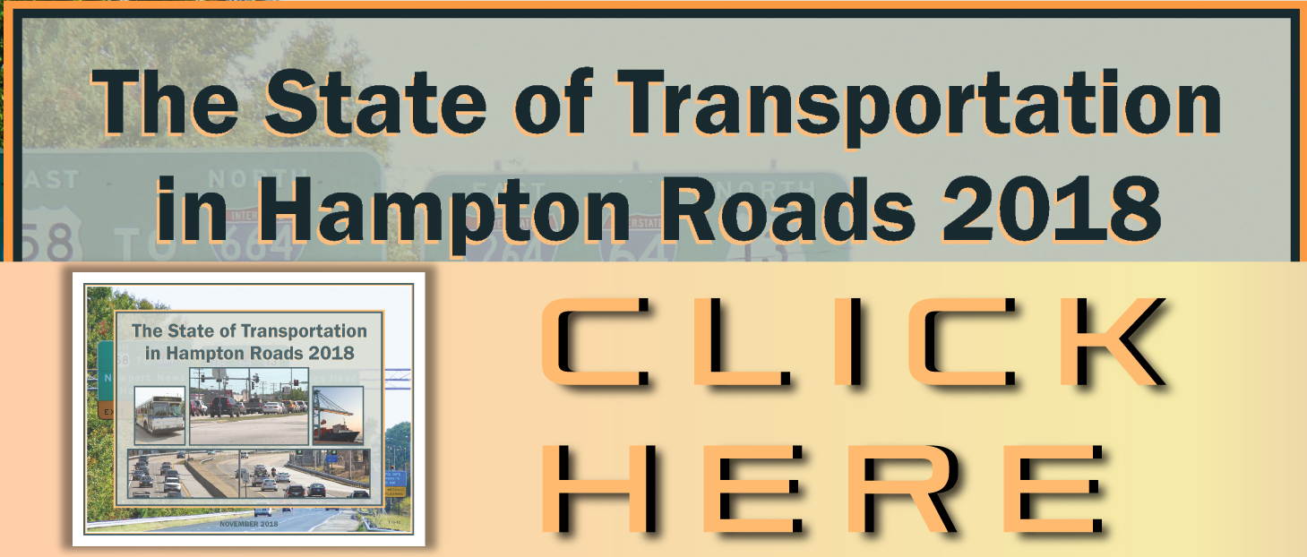 State of Transportation in Hampton Roads 2018