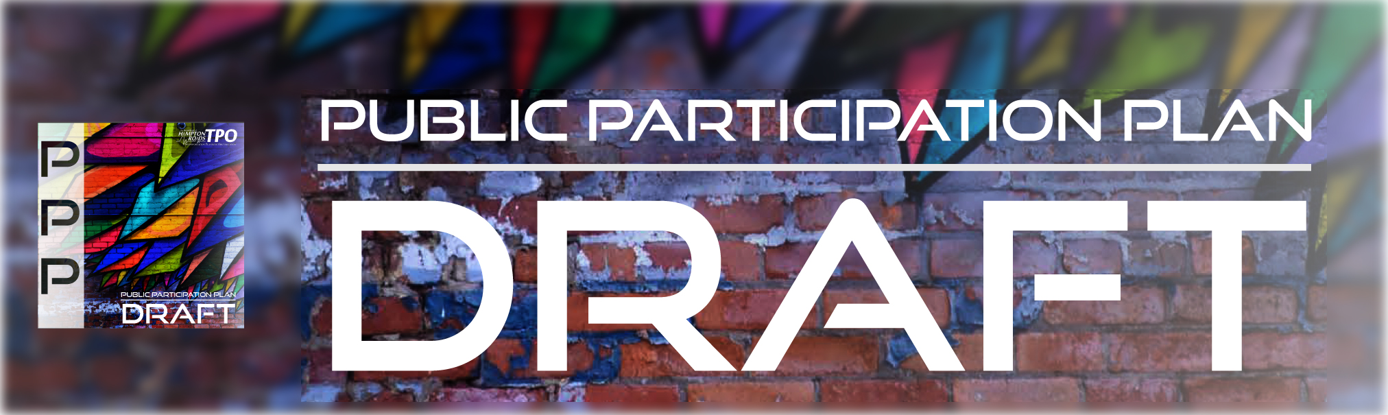 Let us know what you think of the new Draft Public Participation Plan. The public comment period ends November 17, 2017