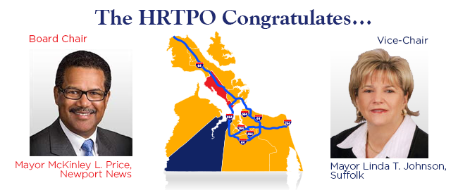 HRTPO Board Elects Officers at 2014 Annual Meeting